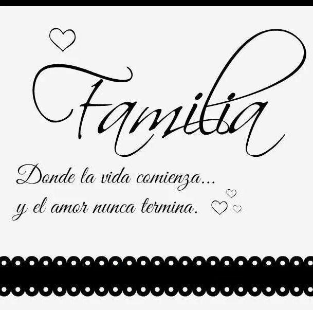 frase de familia