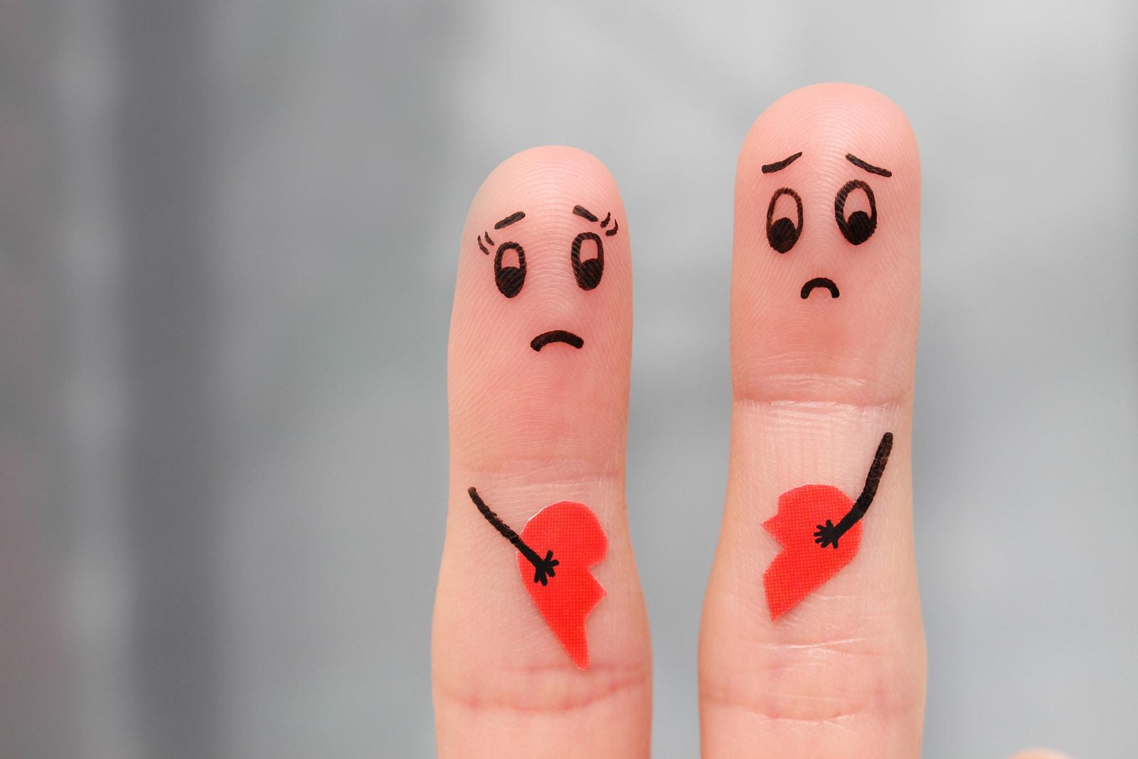 Frases De Desamor Cortas Y Tristes Frases